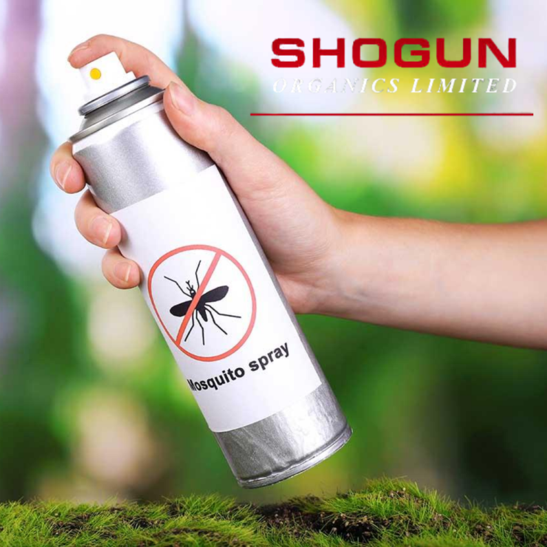 Shogun Organics Patent Case
